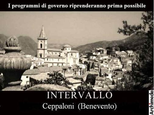 Ceppaloni's interval