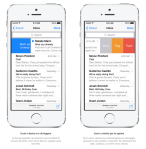 Apple Mail per iOS 8